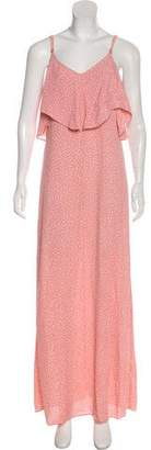Flynn Skye Off-The-Shoulder Maxi Dress w/ Tags