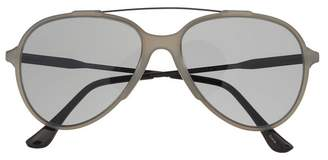 Vince Camuto Brow Bar Aviator Sunglasses