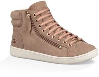 UGG R Olive High Top Sneaker