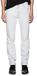 Maison Margiela Men's Slim Jeans-Lt. Blue