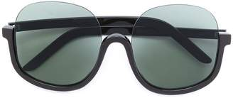 Delirious open topped sunglasses