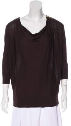 MICHAEL Michael Kors Oversize Cowl Neck Sweater