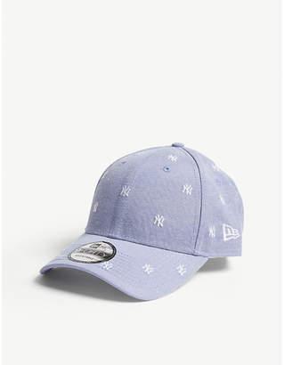 eae85e320 ... vintage trucker caps at selfridges new era 9forty new york yankees  cotton strapback cap
