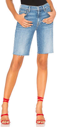 7 For All Mankind High Waist Bermuda Short.