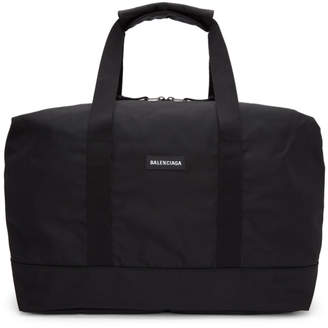 Balenciaga Black Medium Explorer Duffle Bag