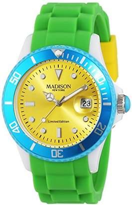 Madison New York Madison - Men's Watch U4484G