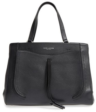 MARC JACOBS 'Maverick' Leather Tote $595 thestylecure.com