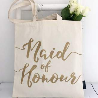 Kelly Connor Designs 'Maid Of Honour' Wedding Gift Bag
