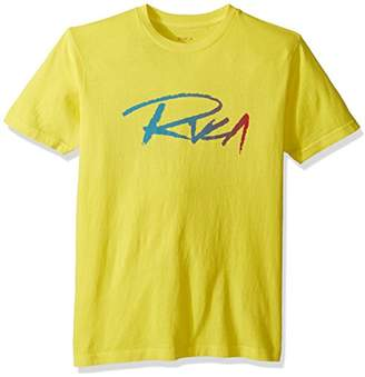 RVCA Men's Skratch Short Sleeve T-Shirt