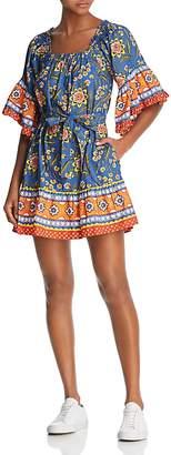 Joie Chloris Printed Dress
