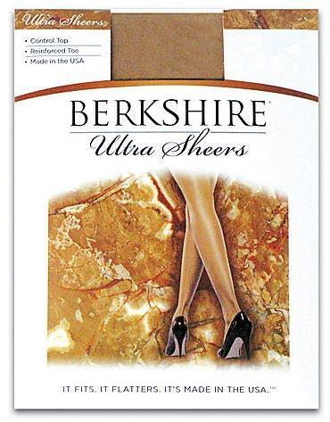 Berkshire Ultra Sheers Control Top Pantyhose Panty Hose