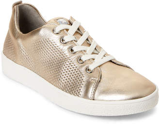Richter Kids Girls) Flint Metallic Leather Low-Top Sneakers