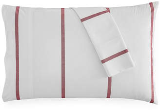 Tommy Hilfiger (トミー ヒルフィガー) - Tommy Hilfiger Closeout! Tommy Hilfiger Ellis Island Pair of Standard Pillowcases Bedding