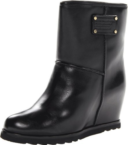 Marc by Marc Jacobs Women's Side Plate Wedge Ankle Boot
