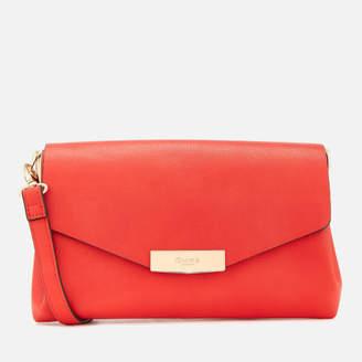 Dune Women's Exie Shoulder Bag - Red