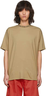 Acne Studios Green Navid T-Shirt