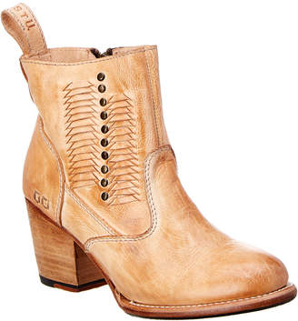 Bed Stu Shrill Leather Bootie