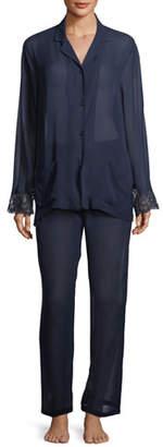 Lise Charmel Soir De Venise Long Pajama Set