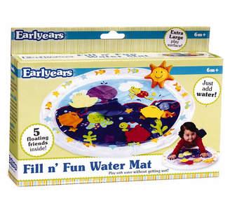 N. Fundamental Toys Early Years - Fill Fun Water Play Mat