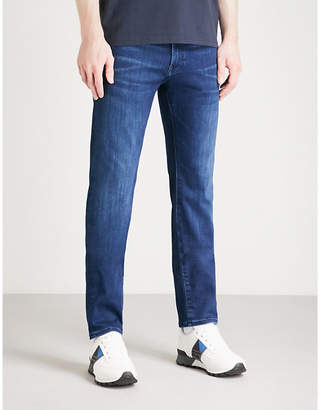 BOSS ORANGE Regular-fit straight jeans