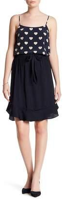 Joe Fresh Flounced Solid Skirt $34 thestylecure.com