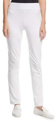 Pure Handknit Bonaire Straight-Leg Pants