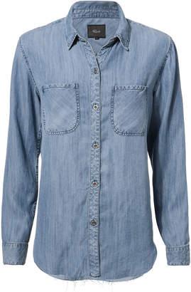 Rails Carter Dark Vintage Shirt