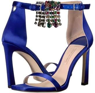 Stuart Weitzman 100fringsquarenudist Women's Shoes