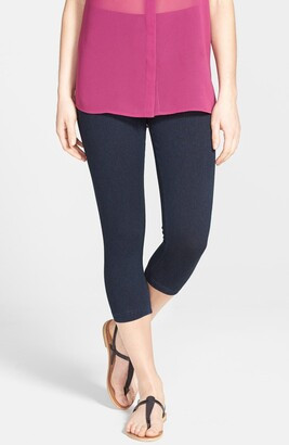 Lysse Denim Capri Leggings