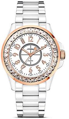 腕時計 レディース ブランド 人気 おしゃれ エレガント ダイヤジュエルス アナログ