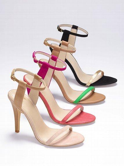 Victoria's Secret Collection Single Sole Sandal