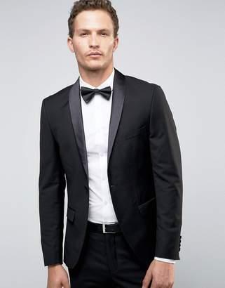 Selected Super Skinny Tuxedo Suit Jacket
