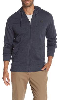 Volcom Loyal Fleece Lined Zip-Up Hoodie