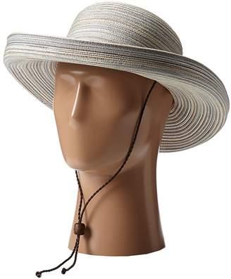 San Diego Hat Company MXM1014 Mixed Braid Kettle Brim Hat Traditional Hats