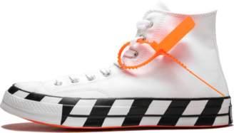 Converse Chuck 70 Hi Off White - 'OFF WHITE' - White/Cone