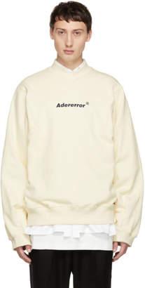 Off-White ADER error A-Neck Sweatshirt