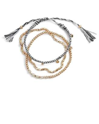Treasure & Bond Delicate Friendship Bracelet