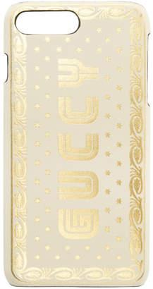 Gucci White Sega Guccy iPhone 8 Plus Case
