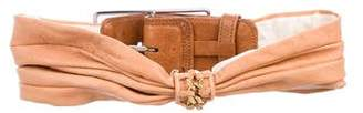 3.1 Phillip Lim Leather Embellished Belt