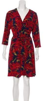 Neiman Marcus Knit Mini Dress