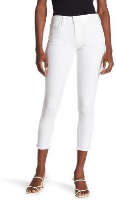 0bf901bde13c White Jeans Cropped Curvy - ShopStyle