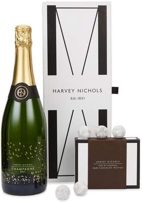 Harvey Nichols Champagne & Dark Chocolate Truffles