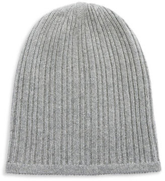 Lord & Taylor Knit Cashmere Slouchy Hat $75 thestylecure.com