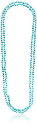 Barse Endless Stones Color Magnesite Necklace