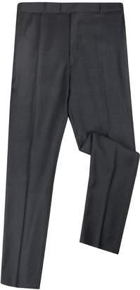 Pierre Cardin Men's Chaucer Birdseye Big &Tall Trousers