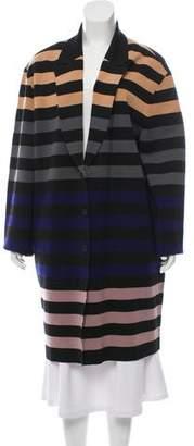 Diane von Furstenberg Oversize Knit Coat w/ Tags