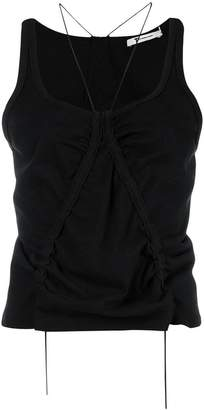Alexander Wang high twist tank top