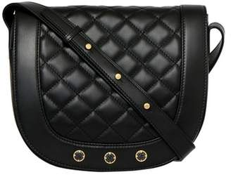 Freida Rothman Bleeker Quilted Leather Messenger Bag