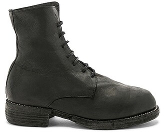 ... Guidi Leather Lace Up Boots