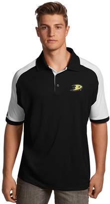 Antigua Men's Anaheim Ducks Century Polo